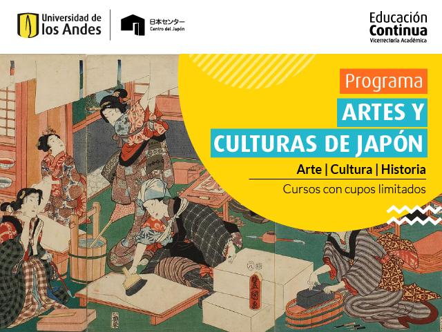 Artes y Culturas de Japón