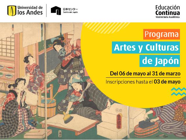 Artes y Cultura de Japón